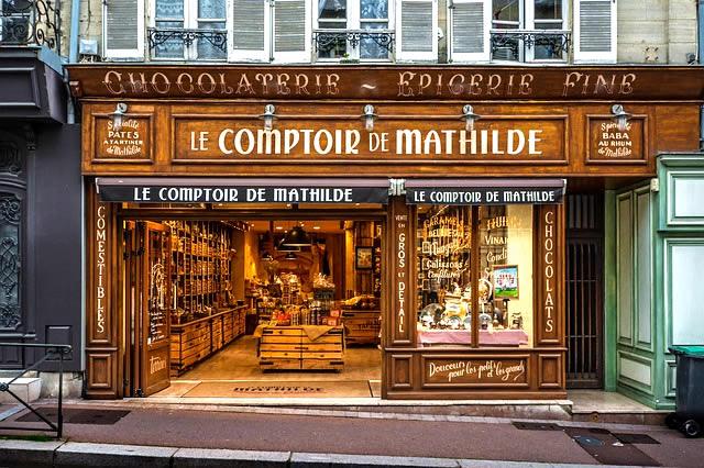 パリの祭典「サロン・デュ・ショコラ」に因んだチョコレート