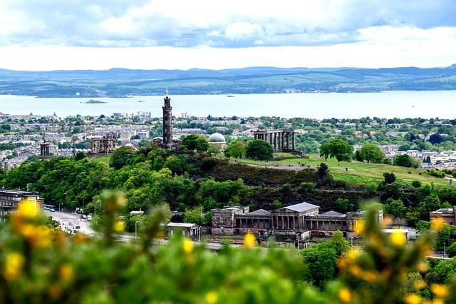 「ジョンストンズ」に因んだスコットランドへの旅